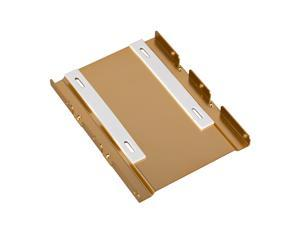 "2.5"" to 3.5"" SSD Mounting Hard Drive Aluminum EVA Adapter Bracket"