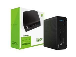 ZOTAC ZBOX MI662 Nano Mini PC 10th Gen Intel Core i7-10510U, Intel UHD Graphics, No Memory/Storage/OS Barebones System, ZBOX-MI662NANO-U (ZBOX-MI662NANO-U)