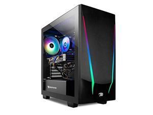 iBUYPOWER Gaming PC Computer Desktop Trace 4 9310 (AMD Ryzen 5 3600 3.6GHz, AMD Radeon RX 5500 XT 4GB, 8GB DDR4 RAM, 240GB SSD, WiFi Ready, Windows 10 Home) (Trace49310)