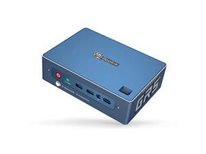Beelink GTR PRO Mini PC Windows 10 Pro,AMD Ryzen 5 3550H Processor(up to 3.7 GHz) 16GB DDR4 512GB NVMe SSD+1TB HDD,WiFi 6,BT5.0,Dual Gigabit Ethernet,Multi-Screen Interactive,4K Hi-Fi soundGaming PC