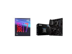 Intel Core i7-9700F Desktop Processor 8 Core Up to 4.7 GHz Without Processor Graphics  and  MSI Z390-A PRO LGA1151 (Intel 8 and 9 Gen) M.2 USB 3.1 Gen 2 DDR4 HDMI DP CFX ATX Z390 Gaming Motherboard