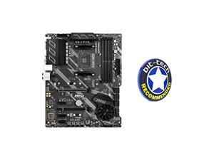 MSI Pro AMD X570 AM4 ATX DDR4-SDRAM Motherboard (7C37-003R)