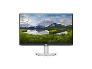 Dell S2421HS 24 Inch Full HD 1080p, IPS Ultra-Thin Bezel Monitor, Silver, Black (S2421HS)