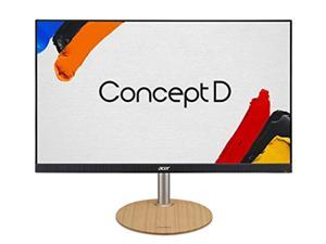 """ConceptD CP1 CP1241Y Vbmiiprx 23.8"""" Full HD (1920 x 1080) IPS Monitor, 144Hz (Overclock Mode 165Hz), 2ms (G to G) - Up to 0.1ms (G to G), DCI-P3 95%, Delta E<2 (1 x Display Port  and  2 (UM.QC1AA.V01)"""