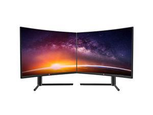 Deco Gear DGVM27AB 27-Inch 2560x1440 HDR 400 Color Accurate Curved Gaming Monitor, VA Panel, 16:9 Aspect Ratio, 3000:1, 99% sRGB, 85% NTSC, 90% DCI-P3, 83% Adobe RGB, 144Hz Refresh Rate, 2-Pa (VM27AB)