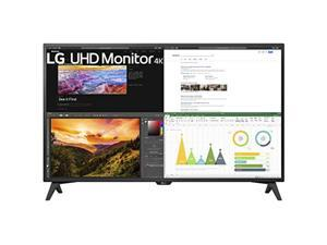 LG 43UN700-TB 43 Inch Monitor Class UHD 4K (3840 X 2160) IPS Display with USB Type-C and HDR10 with 4 HDMI Inputs, Black (43UN700T-B)