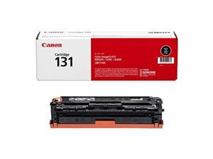 Canon Genuine Toner, Cartridge 131 Black (6272B001), 1 Pack, for Canon Color imageCLASS MF8280Cw, MF624Cw, MF628Cw, LBP7110Cw Laser Printers (6272B001)