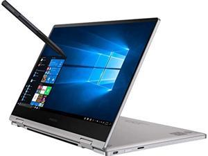 """Samsung Notebook 9 Pro 2-in-1 13.3"""" Touch Screen Intel Core i7 Titan Platinum (NP930MBE-K01US) (NP930MBE-K01US)"""