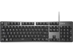 Logitech - K845 Wired Mechanical Cherry MX Blue Clicky Keyboard (920-009864)