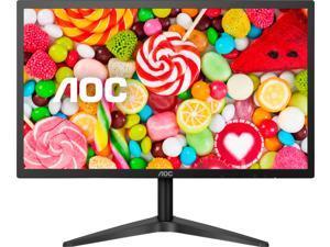 "AOC - B1 Series 24B1XHS 23.8"" IPS LED FHD Monitor - Black (24B1XHS)"