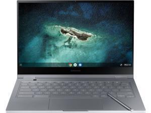 "Samsung - Galaxy 13.3"" 4K Ultra HD Touch-Screen Chromebook - Intel Core i5 - 8GB Memory - 256GB SSD - Mercury Gray (XE930QCA-K02US)"