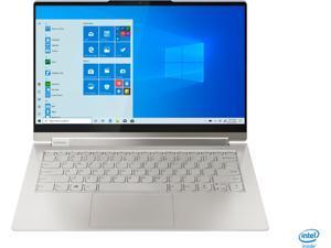 "Lenovo - Yoga 9i 14 2-in-1 14"" Touch-Screen Laptop - Intel Evo Platform Core i7 - 16GB Memory - 512GB SSD - Mica (82BG000CUS)"