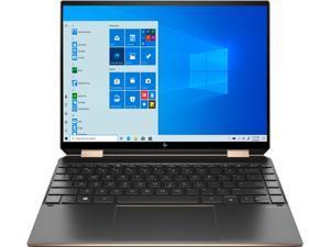 "HP - Spectre x360 2-in-1 13.5"" Touchscreen Laptop - Intel Evo Platform - Core i7 - 16GB Memory - 1TB SSD + 32GB Intel Optane - Nightfall Black (14-EA0023DX)"