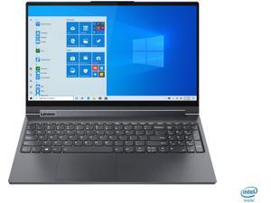 "Lenovo - Yoga 9i 15"" 2-in-1 Touch-Screen Laptop - Intel Core i7 - 16GB Memory - NVIDIA GeForce GTX 1650Ti - 1TB SSD - Slate Gray (82DE0009US)"