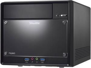 Shuttle - XPC Cube SH310R4 V2 Barebone Desktop - Black (SH310R4V2)