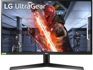 LG 27GN600-B 27'' UltraGear FHD 1920 x 1080 IPS 1ms 144Hz HDR Monitor with G-SYNC Compatibility