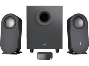 Logitech - Z407 2.1 Bluetooth Computer Speaker System with Wireless Control (3-Piece) (980-001347)