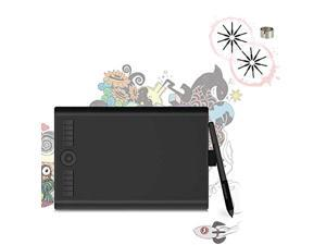 GAOMON M10K PRO Drawing Tablet  and  Nibs for Passive Pen AP32