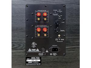 """BIC VENTURI V1020 Powered Subwoofer (10"""", 350-Watt) (V1020)"""