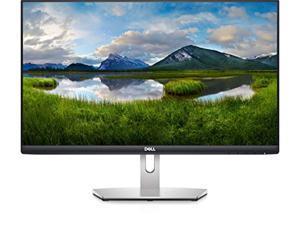 Dell S2421HN 24 Inch Full HD 1080p (1920 x 1080) 75Hz IPS Ultra-Thin Bezel Monitor 2 x HDMI Ports, Audio Line Out, Adaptive AMD FreeSync, Silver (049XK8)