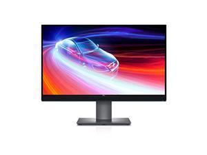 Dell U2720QM 27 Inch UltraSharp 4K UHD, IPS Ultra-Thin Bezel Monitor (HDMI, DisplayPort, USB-C), VESA Certified, Silver, Black (U2720QM)