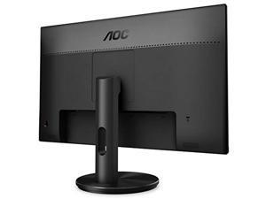 "AOC G2490VX 24"" Class Frameless Gaming Monitor, FHD 1920x1080, 1ms 144Hz, FreeSync Premium, 126% sRGB / 93% DCI-P3, 3Yr Re-Spawned Zero Dead Pixels, Black (G2490VX)"
