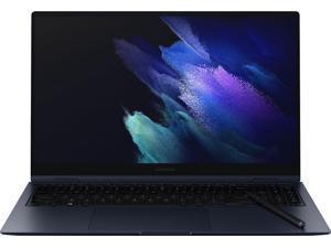 "Samsung - Galaxy Book Pro 360 15.6"" AMOLED Touch-Screen Laptop - Intel Evo Platform Core i7 - 16GB Memory - 1TB SSD - Mystic Navy (NP950QDB-KB1US)"