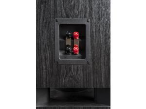 Polk Audio - Polk Signature Series S55 Floor Standing Speaker - American HiFi Surround Sound for TV, Music, and Movies - Black (POLKSIGNATURES55)