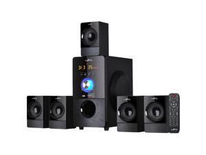 beFree Sound - Powered Wireless Speaker System - Black (91595498M)