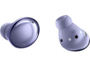 Samsung - Galaxy Buds Pro True Wireless Earbud Headphones - Phantom Violet (SM-R190NZVAXAR)