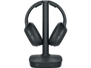 Sony - WH-L600 RF Digital Surround Wireless Headphones - Black (WHL600/B)