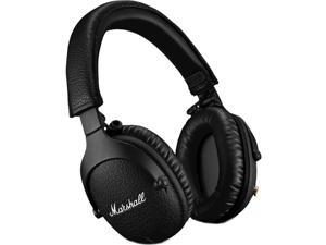 Marshall - MONITOR II A.N.C. Wireless Noise Cancelling Over-the-Ear Headphones - Black (1005228)