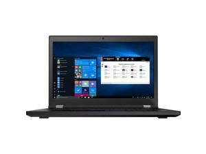 "Lenovo ThinkPad P17 Gen 1 20SN003YUS 17.3"" Mobile Workstation - Full HD - 1920 x 1080 - Intel Core i7 (10th Gen) i7-10750H Hexa-core (6 Core) 2.60 GHz - 16 GB RAM - 512 GB SSD - Black - W (20SN003YUS)"