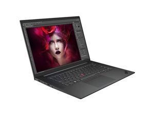 "Lenovo ThinkPad P1 Gen 4 20Y3003MUS 16"" Rugged Mobile Workstation - WQXGA - 2560 x 1600 - Intel Core i7 (11th Gen) i7-11800H Octa-core (8 Core) 2.30 GHz - 16 GB RAM - 512 GB SSD - Black - (20Y3003MUS)"