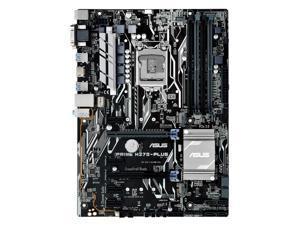 ASUS PRIME H270-PLUS/CSM LGA 1151 Intel H270 HDMI SATA 6Gb/s USB 3.1 ATX Motherboards - Intel