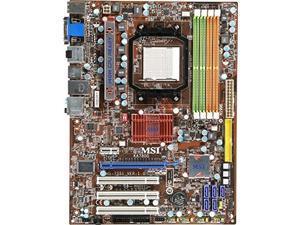 MSI KA780G Motherboard Socket AM2+