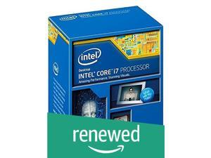 Intel Core i7-4790K Processor- BX80646I74790K (Renewed)