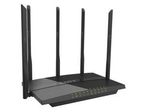 UTT AC60 Dual Band WiFi Router AC 1200 High Power | USB | Parental Access Control | Easy Setup | VPN – AP/WDS/Extender – for Gaming Wireless