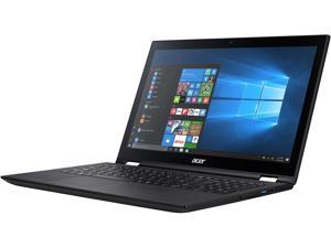 "Acer Spin 3 SP315-51-54MW Intel Core i5 6th Gen 6200U (2.30 GHz) 8 GB Memory 256 GB SSD 15.6"" Touchscreen 1920 x 1080 2-in-1 Laptop Windows 10 Home 64-Bit (8.88864E+11)"