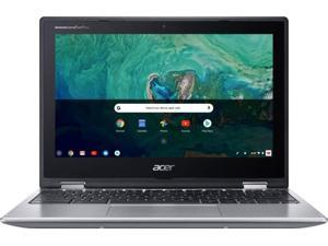 "Acer - Spin 11 2-in-1 11.6"" Touch-Screen Chromebook - Intel Celeron - 4GB Memory - 32GB eMMC Flash Memory (CP311-1HN-C2D"