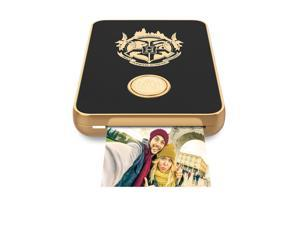 Harry Potter Magic Photo and Video Printer for iPhone and Android. Your Photos Come to Life Like Magic! - Black