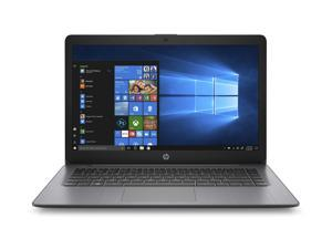 "HP Laptop Stream 14-ds0060nr AMD A4-Series A4-9120e (1.50 GHz) 4 GB Memory 64 GB eMMC SSD AMD Radeon R3 Series 14.0"" Windows 10 S"