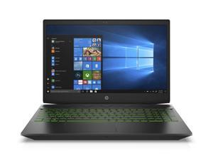 "HP Pavilion Gaming Laptop,15.6"" FHD IPS, Intel 8th Gen i5+8300H, NVIDIA GTX 1050Ti 4GB, 8GB RAM, 16GB Intel Optane Memory, 1TB HDD, Narrow border design, Windows 10 Home (15-cx0020nr,Black)"