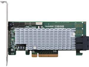 HighPoint RocketRAID 3720A 8-Channel 12Gb/s PCIe 3.0 x8 SAS RAID Controller