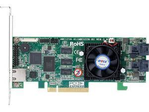 12G SAS 3.0/ Pci-E 3.0 X 8 Low Profile Raid Card Support 4 Internal Ports Max,