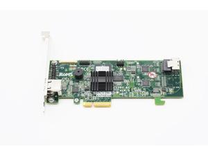 Areca 1203-4i 4-Port PCIe x4 to SATA RAID Adapter with miniSAS to miniSAS Cable