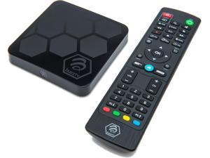 BuzzTV XRS4000 - Android 9.0 IPTV Set-Top Box with IR-100 Remote - Faster Than Ever Before - 4K Ultra HD - 4GB RAM 32GB Storage - Latest Graphics Processor - Dual Band WiFi
