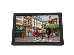 Zerone Digital TV, 14 Inch Digital Television ATSC Portable TV 1080P HD HDMI Video Player 110-220V US for Home Car