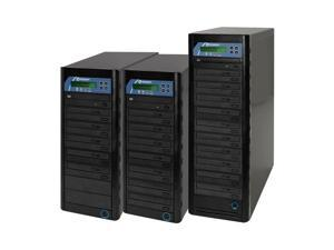 Microboards Technology 1:5 Networkable CopyWriter Pro Tower CD/DVD Duplicator with 250GB Internal Hard Disk, 22x DVD Burning, 48x CD Burning