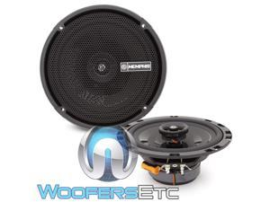 """Memphis Audio PRX60 6-1/2"""" Oversized 2-Way Power Reference Coaxial Speakers"""